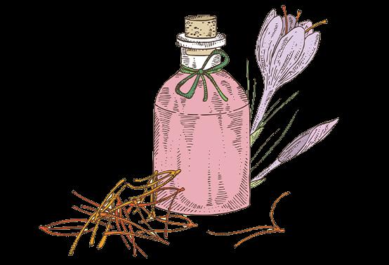 Sabor y aroma ricos